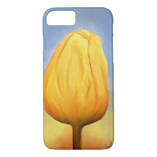 Yellow Tulip iPhone 7 Case