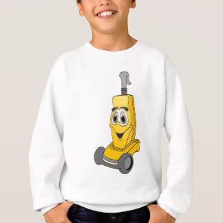 Yellow Vacuum Cleaner Sweatshirt