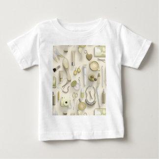 Yellow Vanity Table Baby T-Shirt
