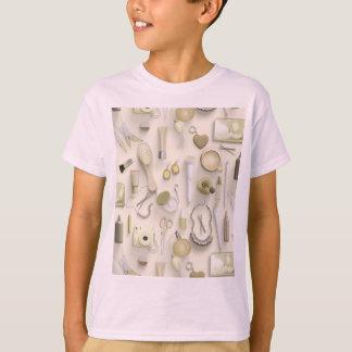 Yellow Vanity Table T-Shirt