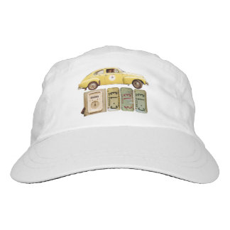 Yellow Vintage Car Hat