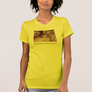 Yellow Wall-Paper T-Shirt