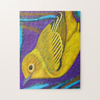 Yellow Warbler Puzzle