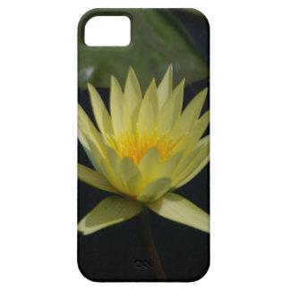 Yellow Waterlily phone case