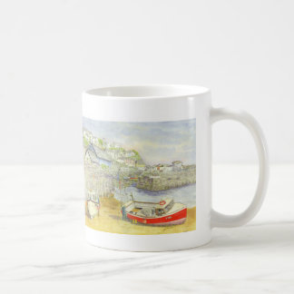 'Yellow Wellies' Mug