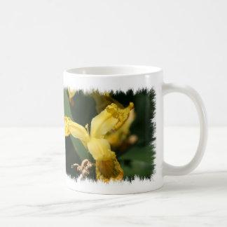 Yellow Wild Iris  Mug