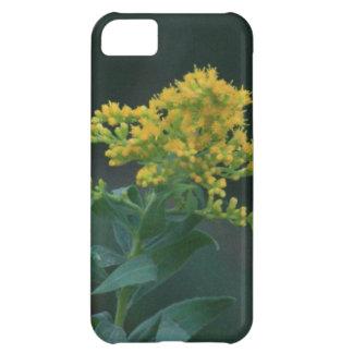 Yellow Wildflower iPhone 5C Cases