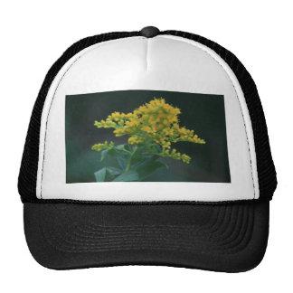 Yellow Wildflower Trucker Hats
