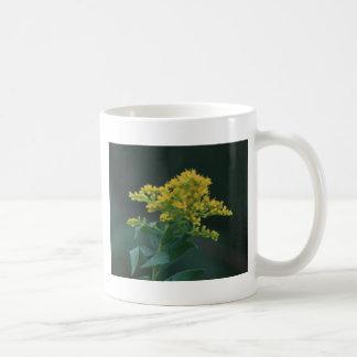 Yellow Wildflower Mugs