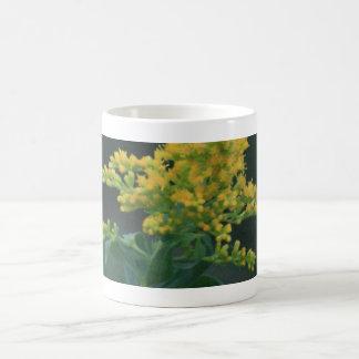 Yellow Wildflower Mug