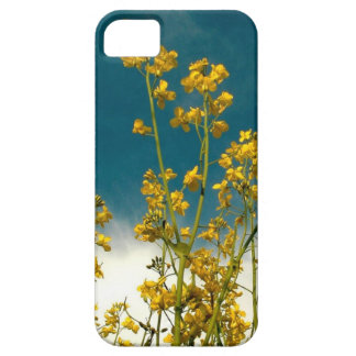 Yellow Wildflowers iPhone 5/5S Cover