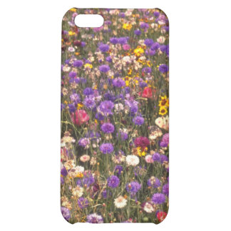 Yellow Wildflowers flowers iPhone 5C Covers