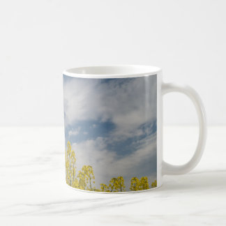 Yellow Wildflowers in the Sky Mug