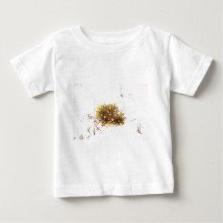 Yellow Wildflowers in White Sand T-shirt