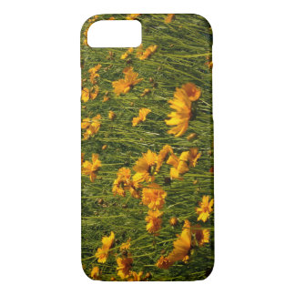 Yellow Wildflowers iPhone 8/7 Case