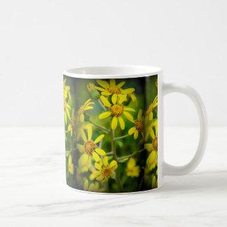 Yellow Wildflowers Mug