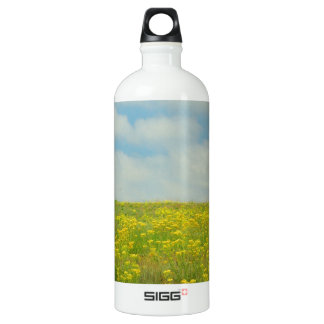 Yellow Wildflowers SIGG Traveller 1.0L Water Bottle