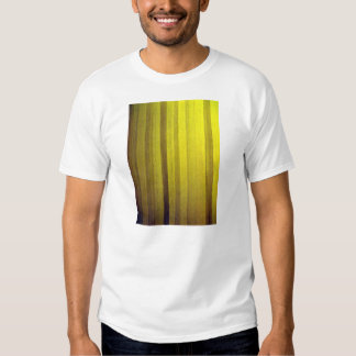 Yellow wooden interior design texture t shirts