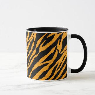 Yellow Zebra Mug