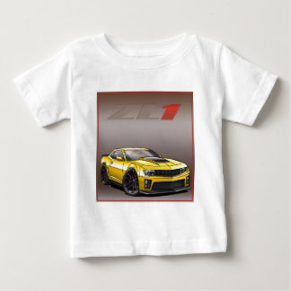 Yellow_ZL1 Baby T-Shirt