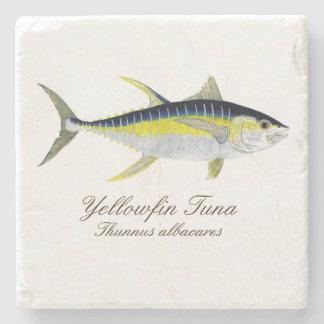 Yellowfin Tuna Coaster