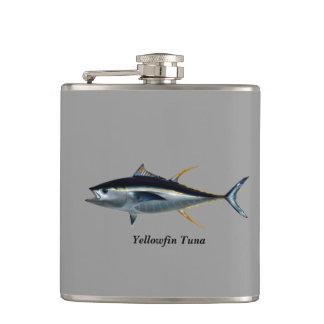 Yellowfin Tuna Flasks