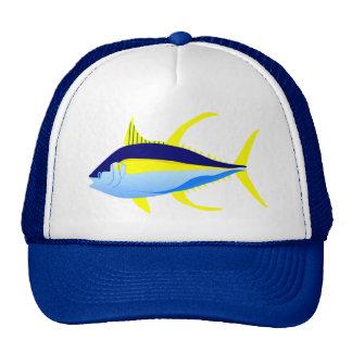Yellowfin Tuna Trucker Hat
