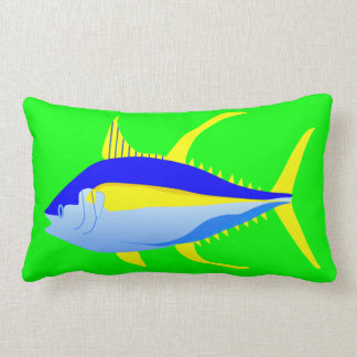 Yellowfin Tuna Lumbar Cushion