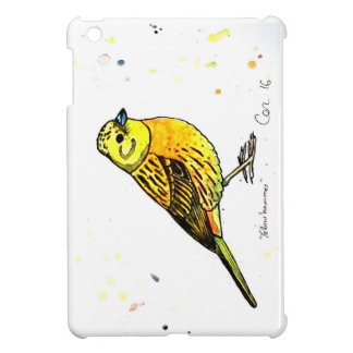 Yellowhammer bird cover for the iPad mini