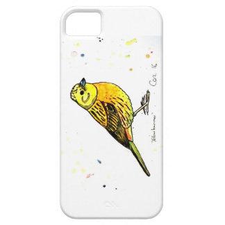 Yellowhammer bird iPhone 5 cover