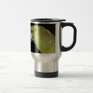 Yellownape Amazon Travel Mug