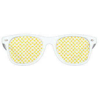 YellowPolkaDots Retro Sunglasses