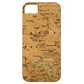 Yellowstone 1880 barely there iPhone 5 case