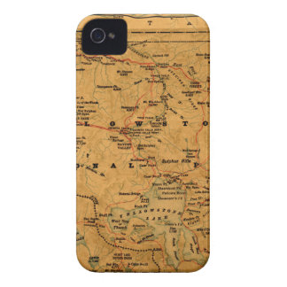 Yellowstone 1880 Case-Mate iPhone 4 case