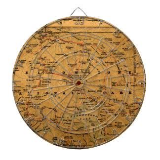 Yellowstone 1880 dartboard
