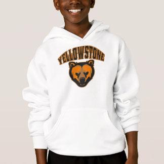 Yellowstone Bear Face Logo