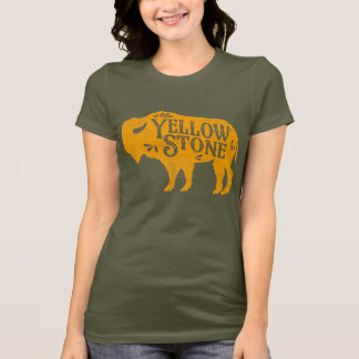 Yellowstone Buffalo Gold T-Shirt