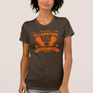 Yellowstone Camper Orange T-Shirt