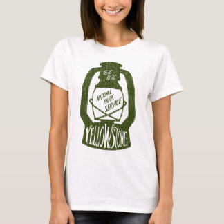 Yellowstone Camping T-Shirt