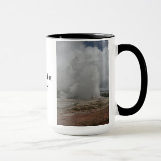 Yellowstone Coffee Mug - Nature Quotes