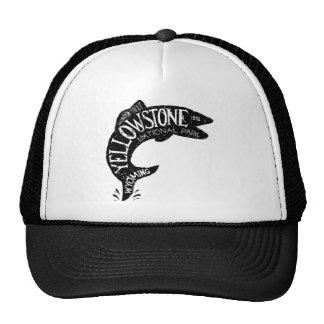 Yellowstone Fishing Cap