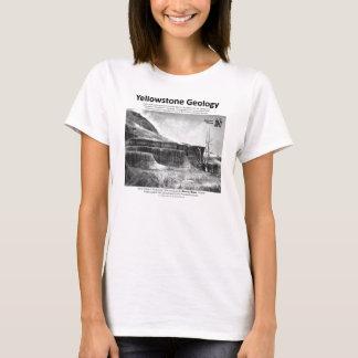 Yellowstone Geology Pioneers II - Hot Springs T-Shirt