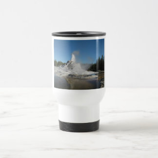 Yellowstone Geyser Travel Mug