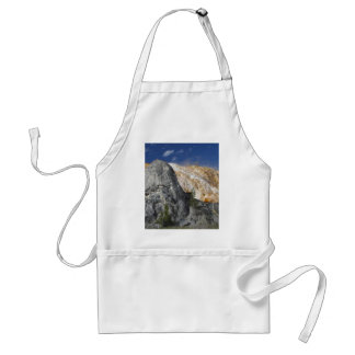 Yellowstone Hot Springs Apron