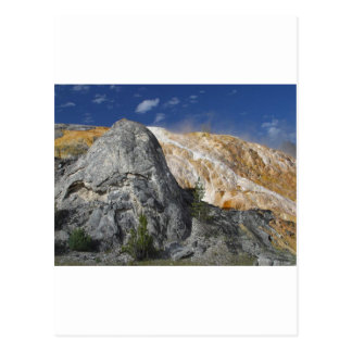 Yellowstone Hot Springs Postcards