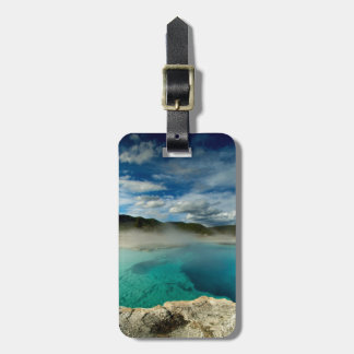 Yellowstone Luggage Tag