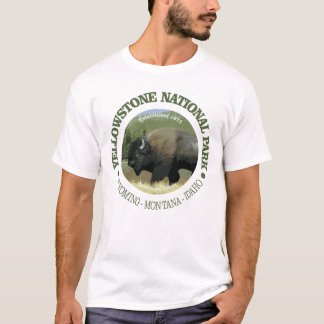 Yellowstone National Park (bison) T-Shirt