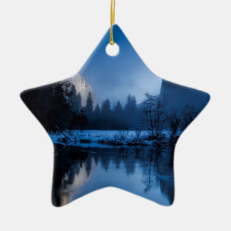 yellowstone-national-park ceramic star decoration