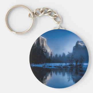 yellowstone-national-park key ring