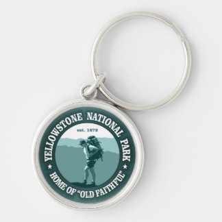 Yellowstone National Park Keychains